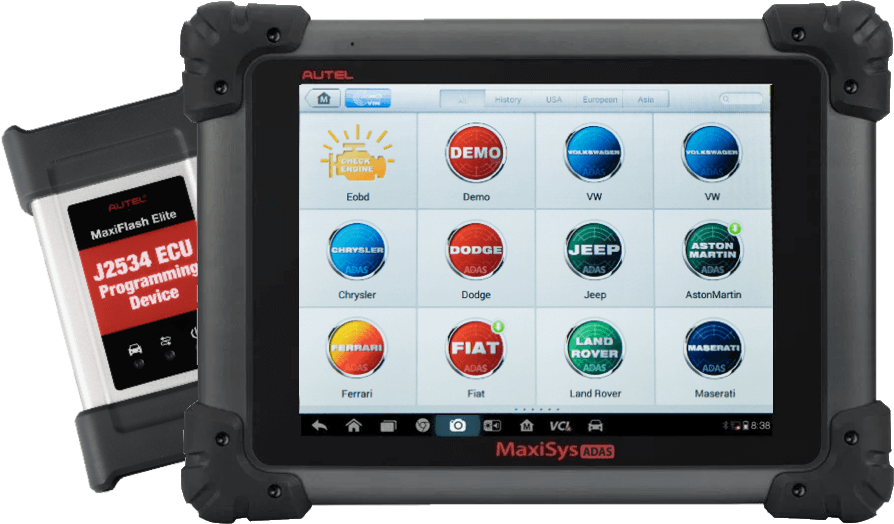 Software - Autel UK Vehicle Diagnostic Equipment