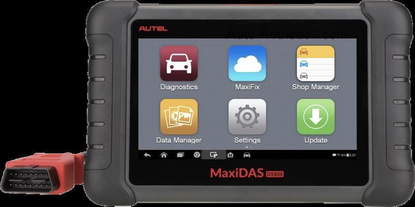 MaxiDAS DS808EU