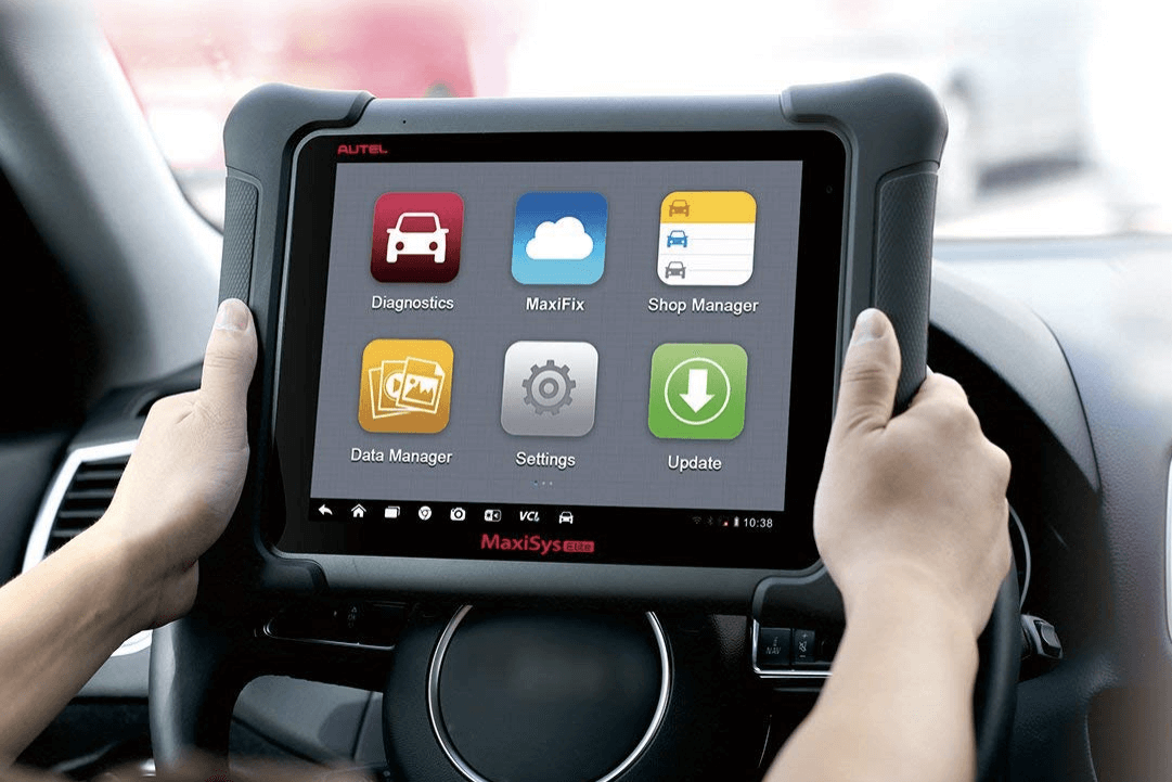 MaxiSYS Elite - Autel UK Vehicle Diagnostic Equipment