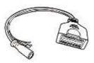 AAC001 (MED17 Cable)