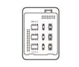 APB101+APD101 (EEPROM Adaptor + EEPROM)