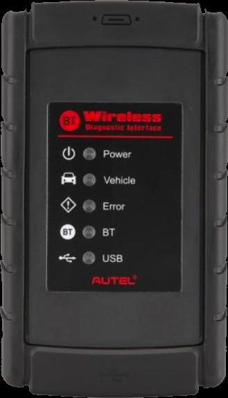 MaxiSys Wireless Interface